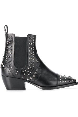Philipp Plein Damen Cowboy & Bikerboots - Low cowboy boots