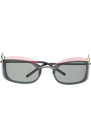 Courrèges Layered style sunglasses