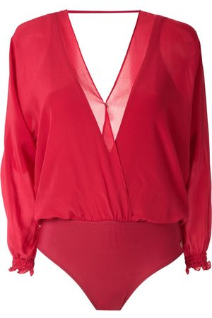 Brigitte Silk bodysuit