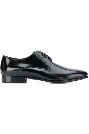 Dolce & Gabbana Rounded toe lace-up shoes