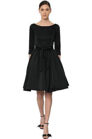 Marc Jacobs Knielanges Kleid Aus Duchesse