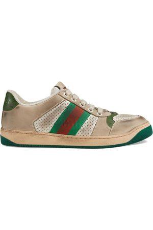 Gucci Screener leather sneaker