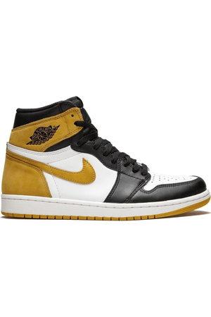 Jordan Sneakers - Air 1 Retro High OG yellow ochre