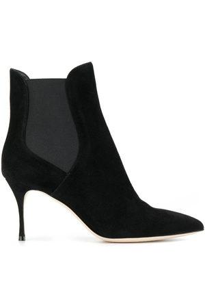 Sergio Rossi Godiva heeled boots