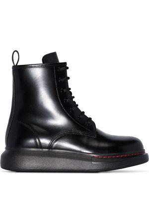 Alexander McQueen Damen Stiefeletten - Platform ankle boots