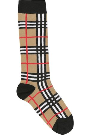 Burberry Socken aus einem Baumwollgemisch