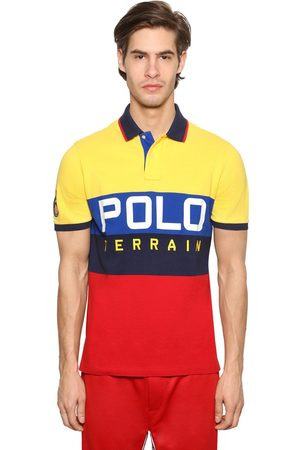 Polo Ralph Lauren Polohemd Aus Baumwollpiqué