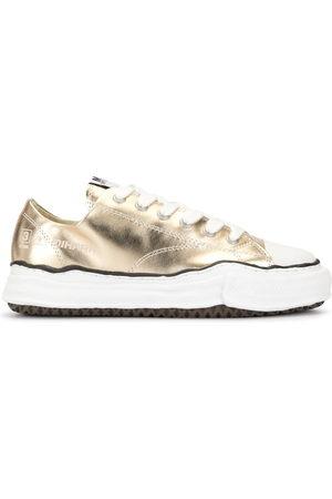 Maison Mihara Yasuhiro Metallic style sneakers