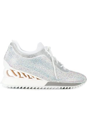 LE SILLA Reiko Wave wedge sneakers