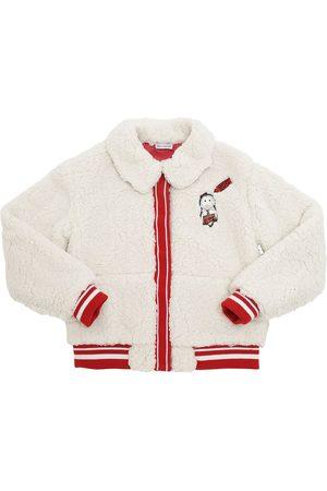 Dolce & Gabbana Damen Jacken - Jacke Aus Kunstshearling