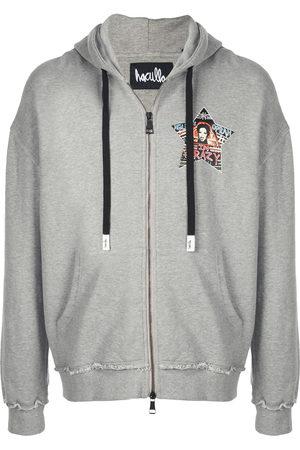HACULLA Help Me zipped hoodie