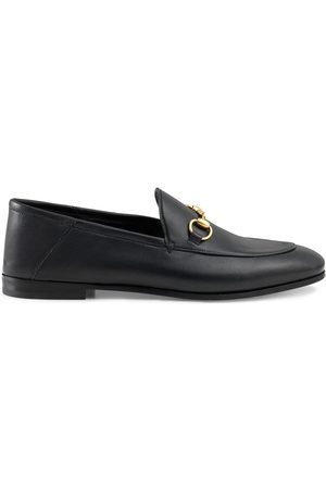 Gucci Brixton Horsebit leather loafers