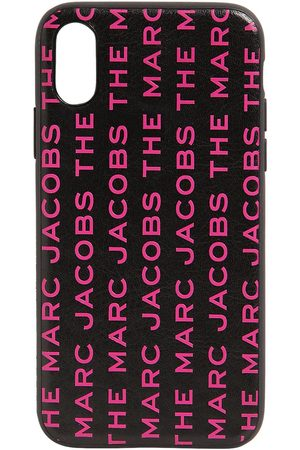 Marc Jacobs Iphone X/xs-cover Mit Logodruck