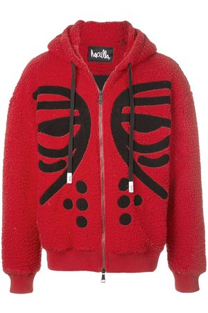 HACULLA Masked zipped hoodie