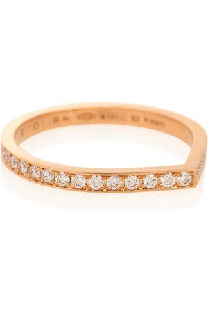 Repossi Ring Antifer aus 18kt Rosé mit Diamanten
