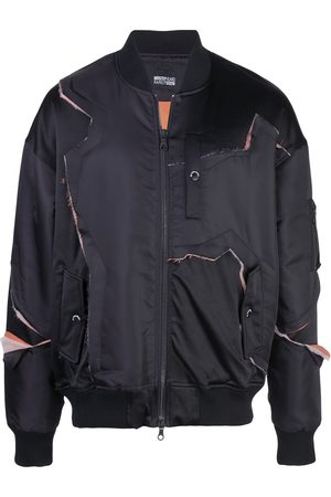 MOSTLY HEARD RARELY SEEN Fray With Me bomber jacket