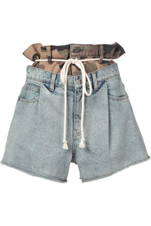HACULLA Double Hac denim shorts