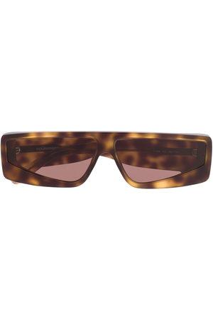 COURRÈGES EYEWEAR Tortoiseshell-effect sunglasses