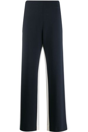 MONSE Knit-band high-waisted trousers