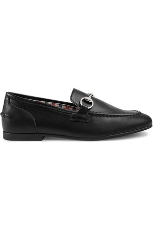 Gucci Children's Gucci Jordaan leather loafer