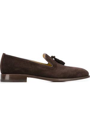 Scarosso Rolando Ebano tassel loafers