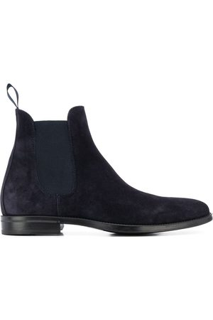 Scarosso Suede chelsea boots