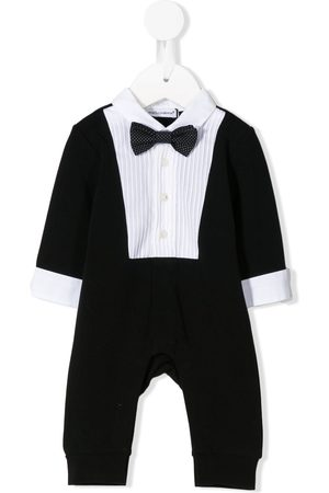 Dolce & Gabbana Tuxedo romper suit