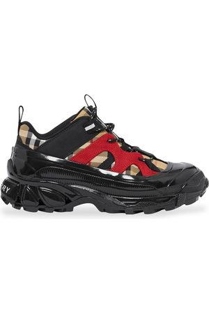 Burberry Damen Sneakers - Vintage Check Arthur Sneakers