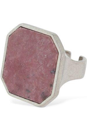 Isabel Marant Golden Mother Squared Ring
