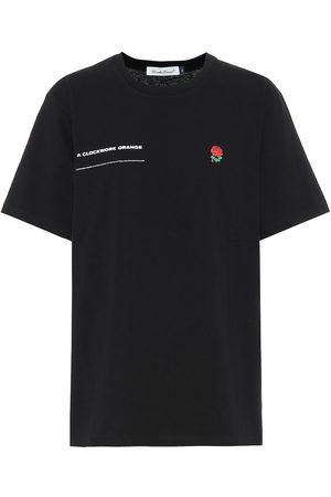 UNDERCOVER Bedrucktes T-Shirt aus Baumwolle