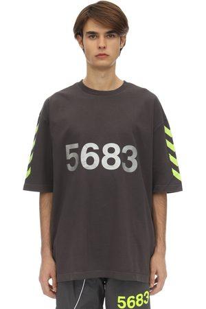 Hummel Herren Shirts - Willy Chavarria Buffalo Cotton T-shirt