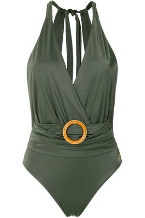 Brigitte Damen Badeanzüge - Buckled swimsuit