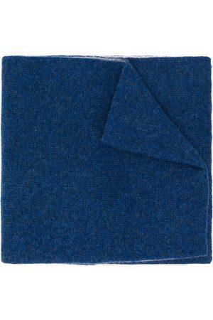 DELL'OGLIO Herren Schals - Two-tone cashmere scarf
