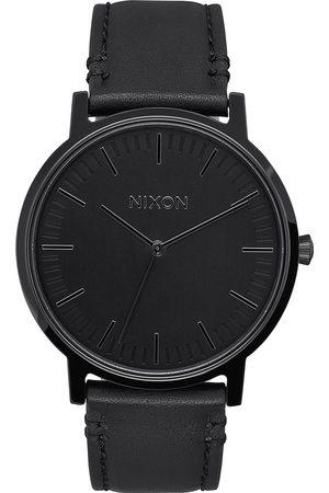 Nixon Uhren - The Porter Leather