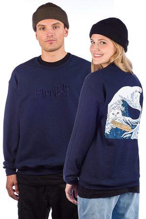Rip N Dip Great Wave Sweater