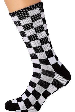 Vans Checkerboard II Crew (6.5-9) Socks