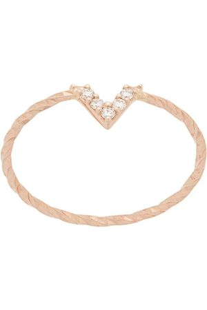 Maria Black Viva diamond ring
