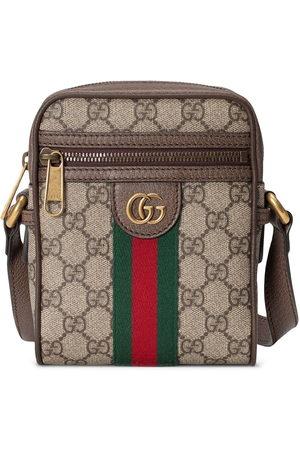 Gucci Ophidia GG stripe shoulder bag