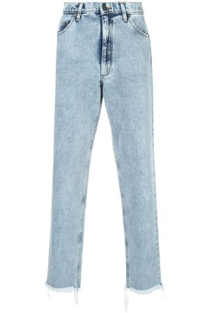 DUOltd Herren Straight - Mid-rise straight jeans