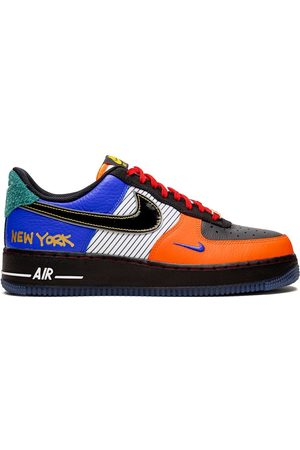 Nike Air Force 1 Low 07 'What The NY' sneakers