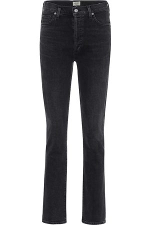 Citizens of Humanity High-Rise Skinny Jeans Olivia