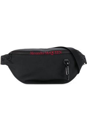 Alexander McQueen Herren Gürtel - Harness belt bag