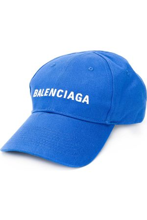 Balenciaga Embroidered logo baseball hat