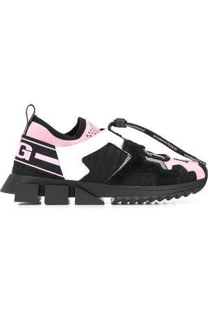 Dolce & Gabbana Sorrento trekking chunky sneakers
