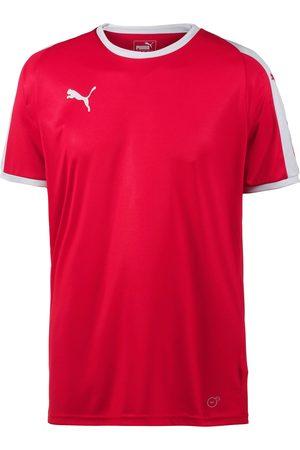 Puma LIGA Funktionsshirt Herren in red- white