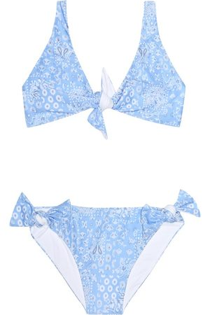 Melissa Odabash Bedruckter Bikini Como