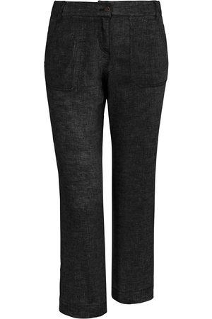 Brax Modern Fit -7/8-Hose aus 100% Leinen