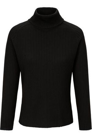 Peter Hahn Rollkragen-Pullover aus 100% Schurwolle-Merino