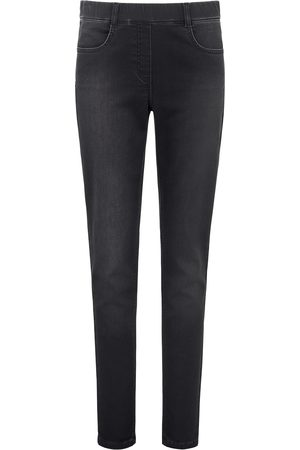 Peter Hahn Schlupf-Jeans Passform Sylvia denim