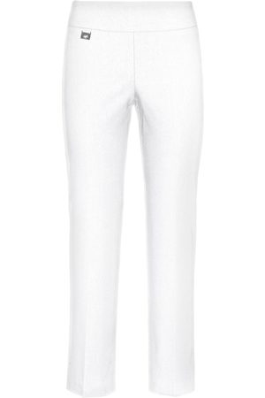 Lisette L. Knöchellange Shaping-Hose Slimming Fit weiss